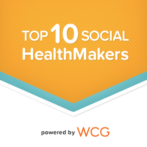 Matt Cavallo was named one of the top ten social healthmakers by Sharecare